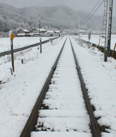 庄原 雪の風景 画像3