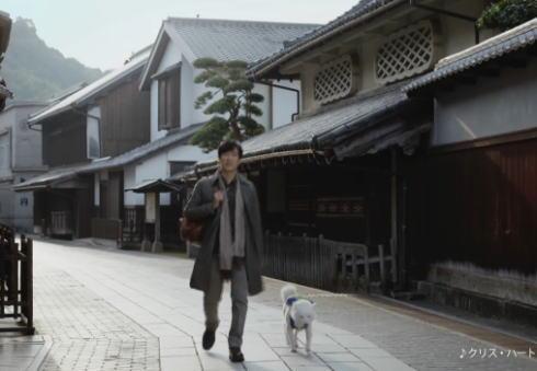 堺雅人が竹原に降臨「時が逆戻りしたみたいだ…」ソフトバンクCMで