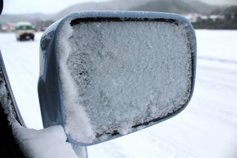 12月17日の大雪 庄原市3