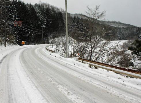 12月17日の大雪 庄原市2