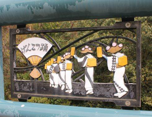 欄干アート!橋に描かれた広島県のご当地デザインたち