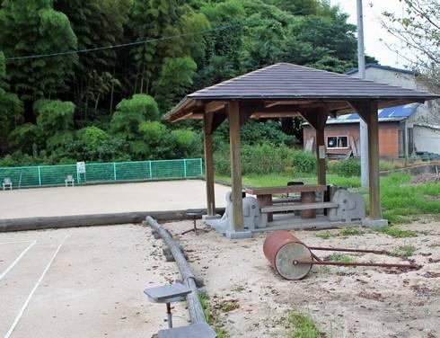 尾道市因島に囲碁公園が
