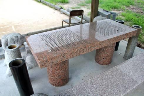 尾道市因島にある囲碁公園
