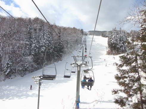 女鹿平スキー場(めがひらスキー場) 画像