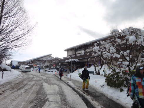 めがひらスキー場 画像5