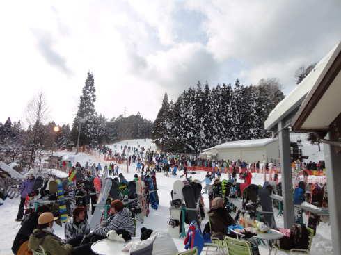 女鹿平スキー場(めがひらスキー場) 画像3