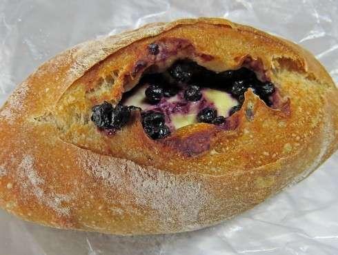 ジュジュ、パン屋さん