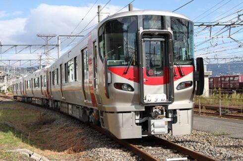 広島に大量投入の227系電車、3月14日デビュー