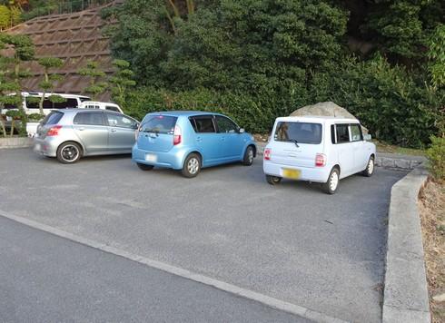 阿伏兎観音 駐車場