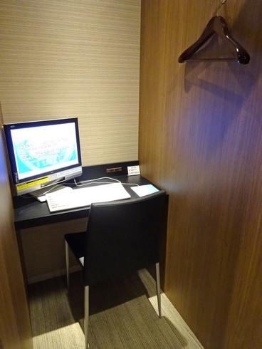 広島空港ビジネスラウンジ「もみじ」 室内の様子4