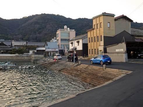 鞆の浦、永田忠雄の家