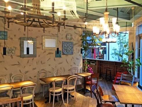 ロイでカフェ、西風新都のパン屋さん
