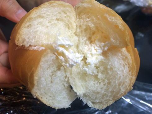 オギロパン シャリシャリバターパン2