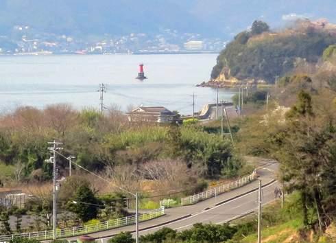 レンタサイクルで行こう!佐木島をぐるり1周、島めぐり