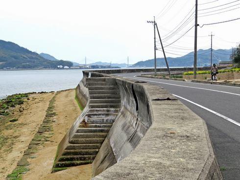 佐木島の風景