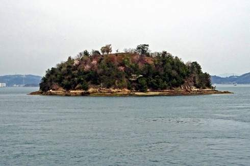 競売された裸の島ロケ地・宿祢島が、三原市へ「観光客の受入れも」