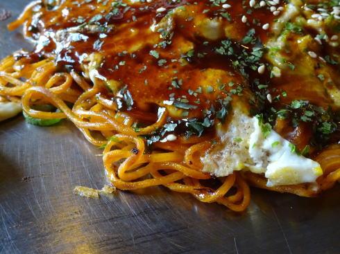 三次 元祖たむ商店 唐麺焼2