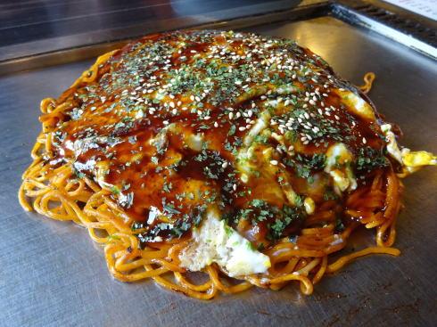 三次 元祖たむ商店 唐麺焼