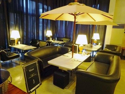 カフェサルディーニャリゾート、東広島で海外リゾートホテル気分
