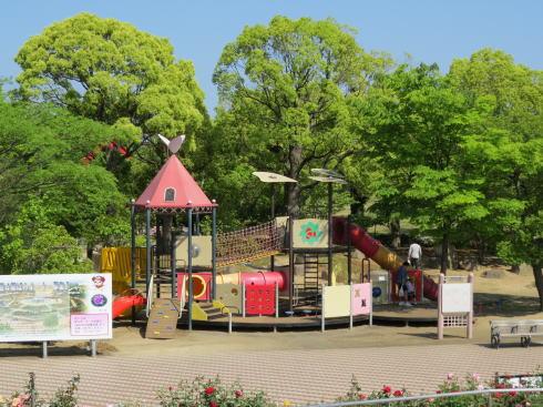 緑町公園 遊具
