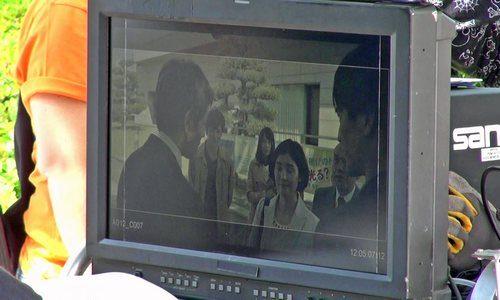 映画 星籠の海、和泉監督の見ている映像
