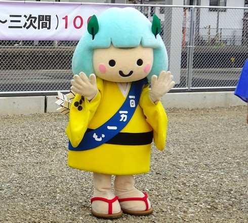 たかたん、安芸高田市のマスコットキャラクター