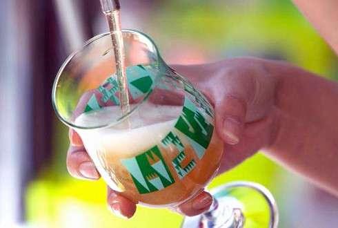 広島でベルギービールを堪能