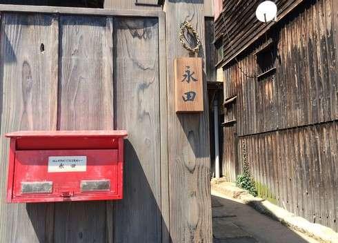 ドラマ 流星ワゴンの面影がそのまま残る、福山・鞆の浦 忠さんの自宅