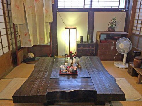 鞆の浦 田渕屋 個室1