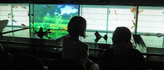 アートアクアリウム展 広島の写真2