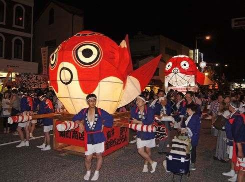 金魚ちょうちん祭り 画像3