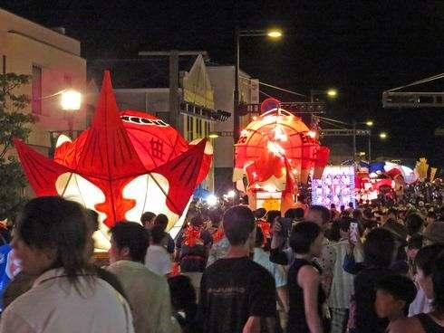 金魚ちょうちん祭り 画像5
