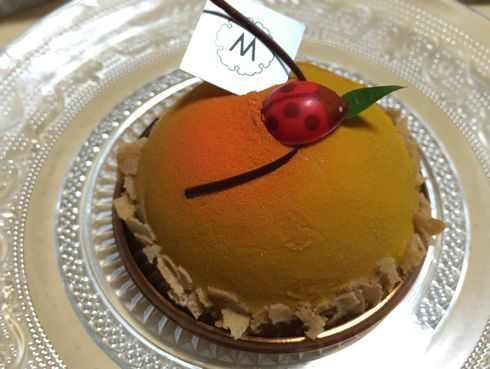 マチルダのケーキ、ジヴァラ