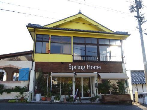 庄原 Spring Home、こだわりコーヒーと人が集うカフェスペース