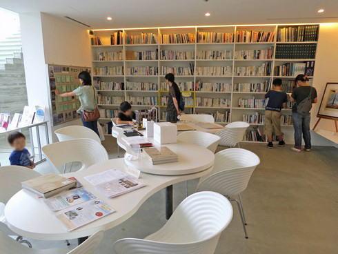 ホロコースト記念館 図書室