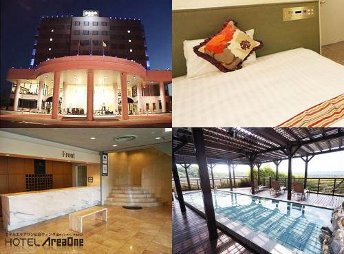 ホテルエリアワン広島ウィング、広島空港そばのホテルが改装オープンへ