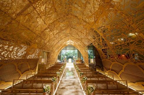 LEAF賞に、広島のチャペルがW受賞!ベラビスタ・ANAホテル