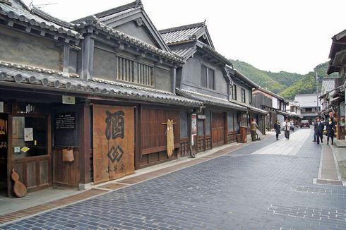 江戸時代の情緒が残る、竹原市・町並み保存地区を歩く