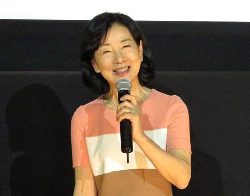 母と暮らせば、吉永小百合が舞台挨拶