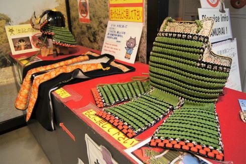 広島城 体験コーナー4