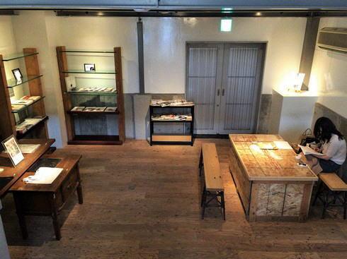 福山のコーヒー店 エクストラクターズコーヒー バイ ノックワイ 地下階