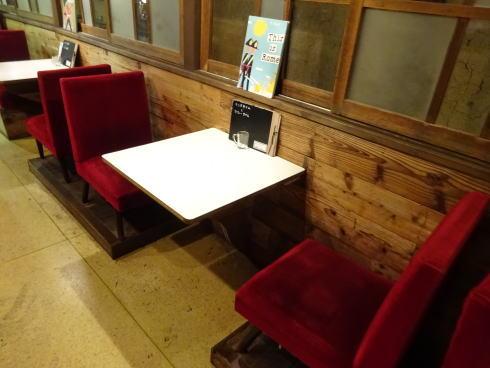 尾道 あくびカフェー 店内の様子2