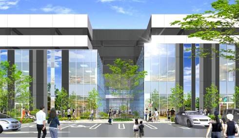カインズ・イズミ・蔦屋書店など130の複合施設(レクト)、商工センターに2017年春 開業