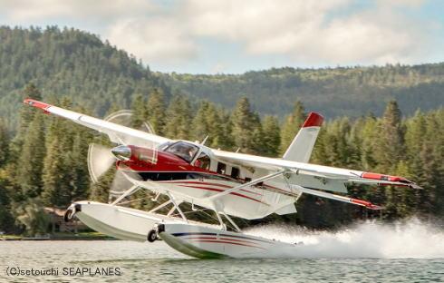 尾道で日本初!水陸両用機の遊覧飛行、せとうちシープレインズが運航へ