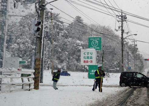 広島の冬景色 庄原市の風景3