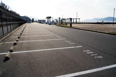 ベイサイドビーチ坂 駐車場