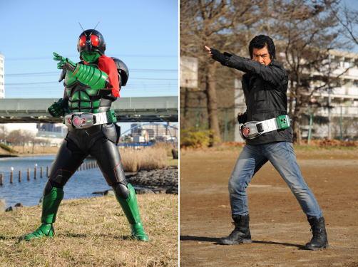 藤岡弘は闘いも忘れていない!44年ぶりに仮面ライダーで復活