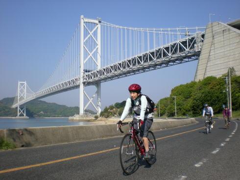 しまなみ縦走2016、徒歩でも自転車でもOK!のんびりスタンプラリー