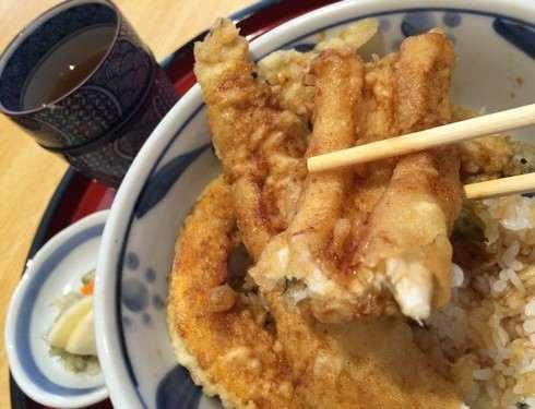 宮島に天ぷらの店、つくね島がオープン
