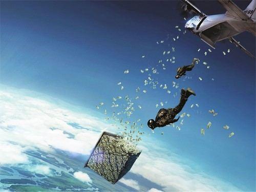 X-ミッション、世界トップアスリートによる極限スタントでCG一切ナシの凄すぎる映画